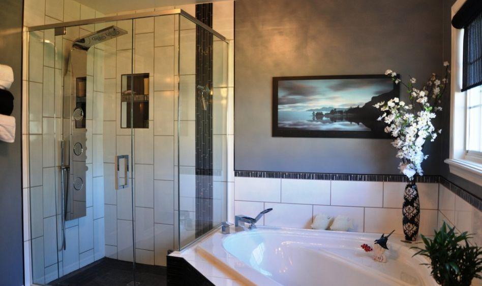 R alisations cuisine salle de bain meuble sur mesure creationunik - Belle salle de bain contemporaine ...