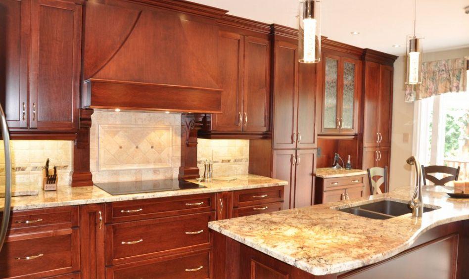 R alisations cuisine salle de bain meuble sur mesure creationunik for Cuisines classiques